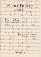 Morton Feldman in Middleburg